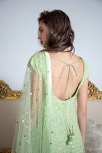Hara Anarkali (Made to Order)