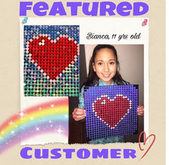 heart pixel art pix perfect