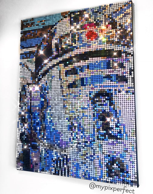 R2-D2 Star Wars Pixel Art Kit