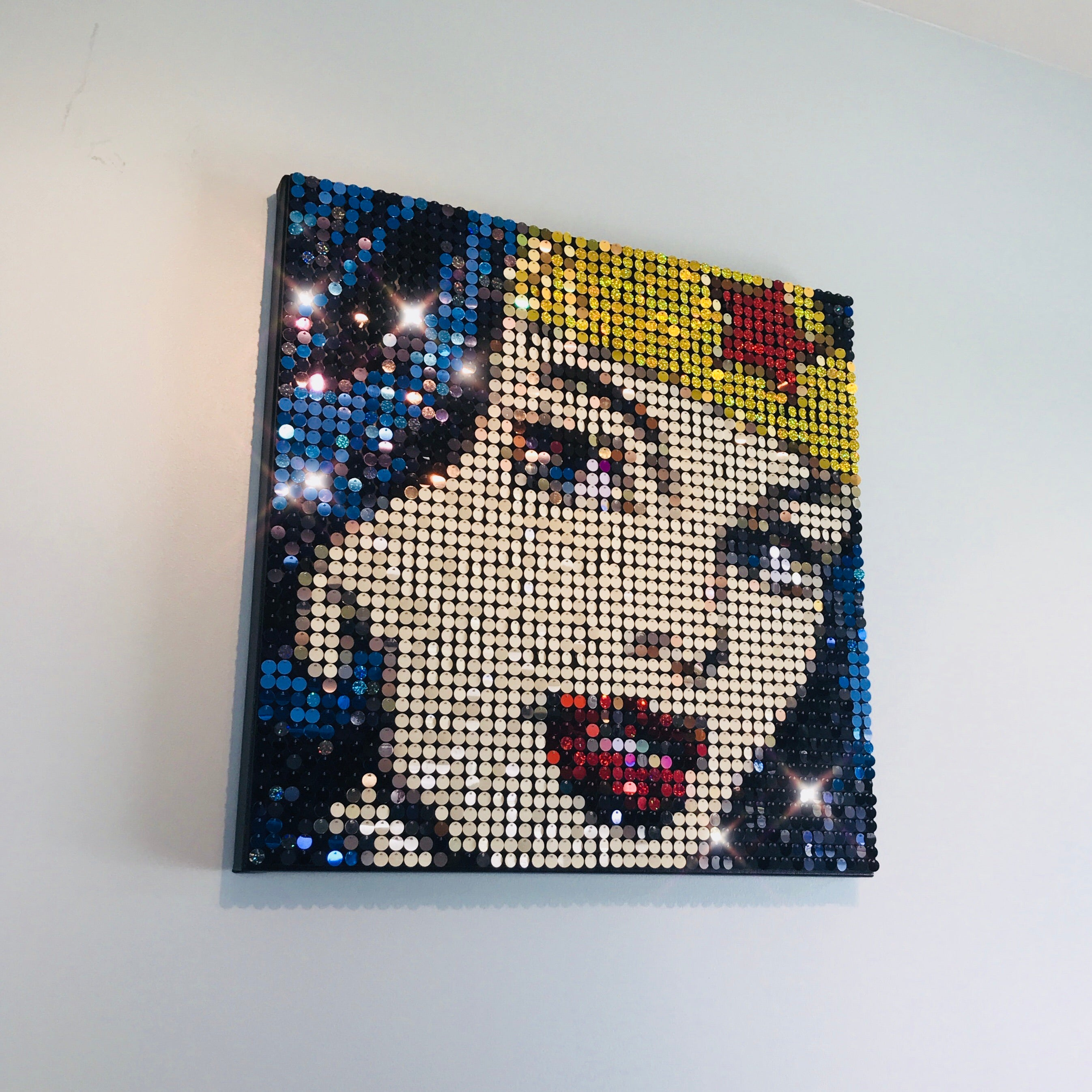 """Mini"" Wonder Woman Kit- 2'x2'"