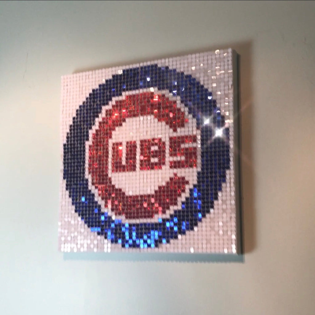 Chicago Cubs Kit- 2'x2'