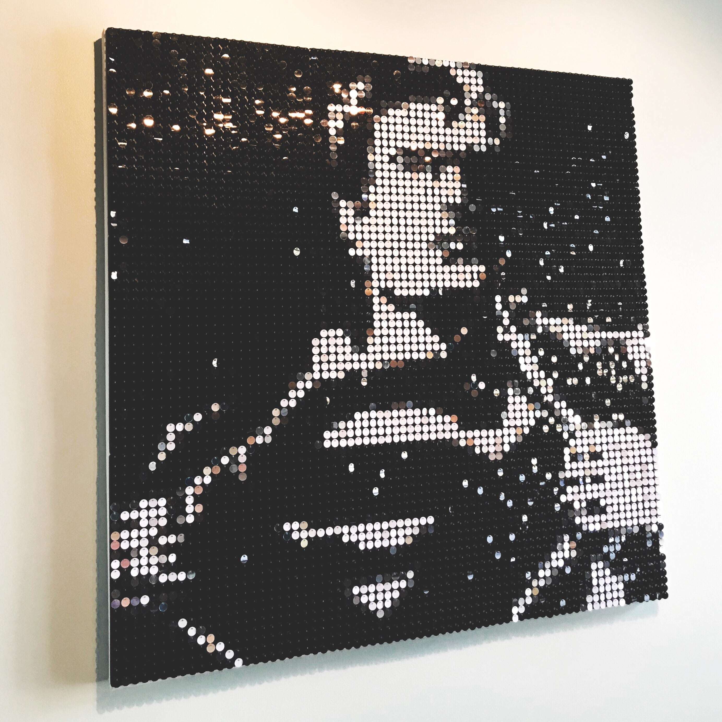 Superman Pixel Art by Pix Perfect