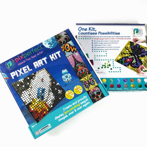 Pixel Art Kit Wholesale Case Box -14