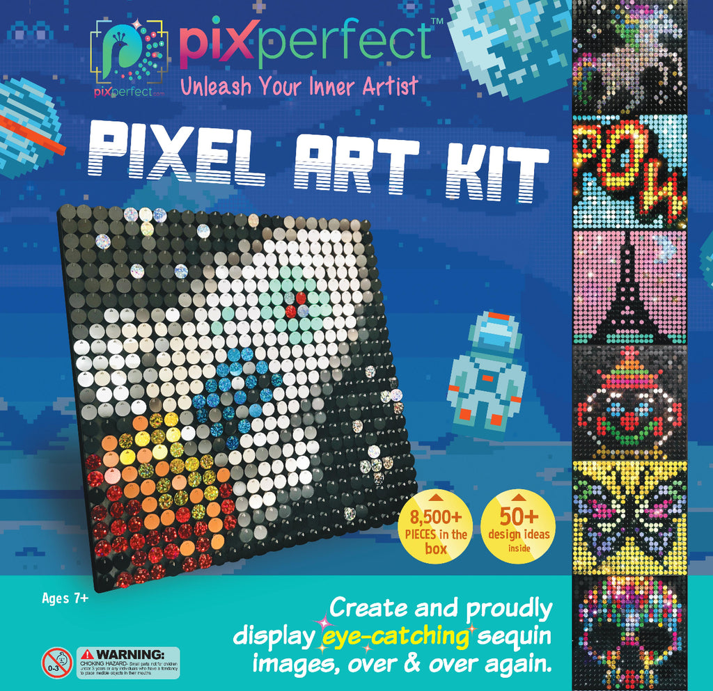 Pixel Art Kit by Pix Perfect