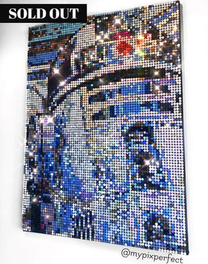 R2-D2 Wall Art by Pix Perfect