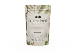 Seek Gluten-Free Cricket Flour