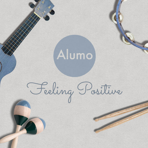 Feeling Positive Music Album by Alumo Music