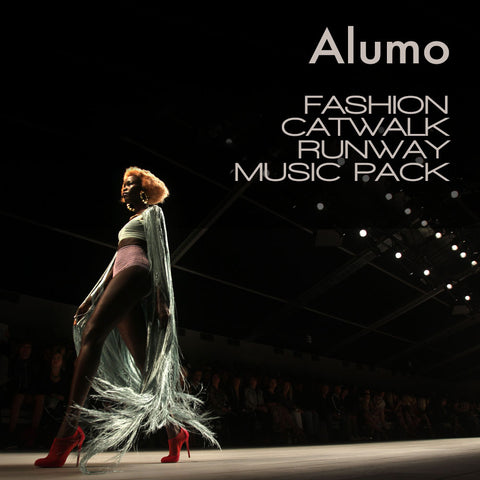 Fashion Catwalk Runway Music Pack - 11 Royalty Free Music Tracks