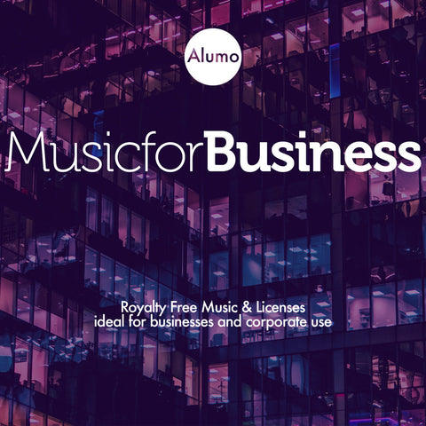 Music for Business Bundle - 20 Royalty Free Music Tracks