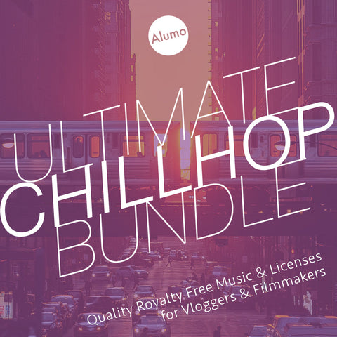 Ultimate Chillhop Bundle - 10 Royalty Free Music Tracks