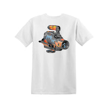 Video Art Tee, White