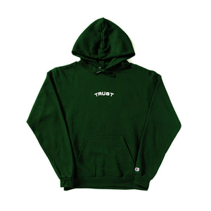Arc Hoodie, Forest Green