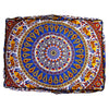 Amazing Technicolored Dream Bed and Meditation Pillow: Primary Colors