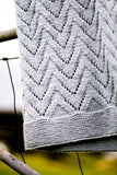 Twisty Lace Blanket