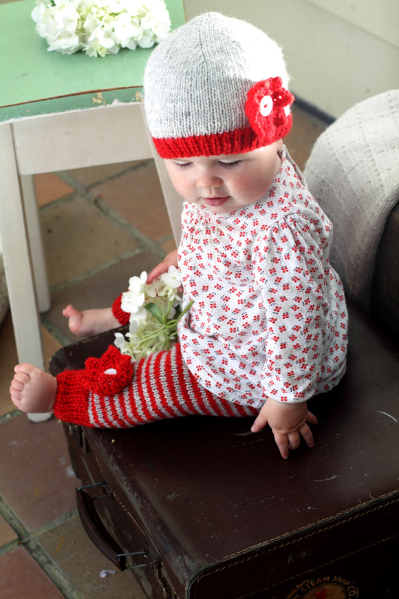 Anna Rose Leggings and Hat