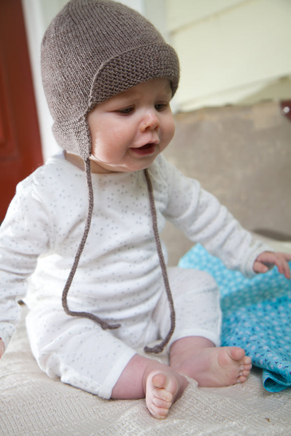 4ply Baby Hunter Hat