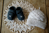 Princess Maud Hat and Shoes