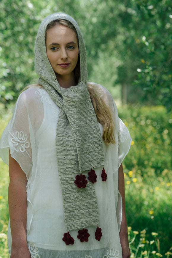Hazel Hooded Scarf