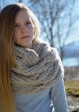 Willow Infinity Cowl