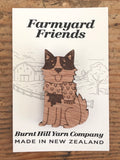 Farmyard Friends - Dog Pin