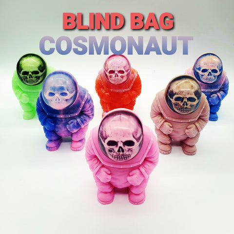 Cosmonaut blind bag