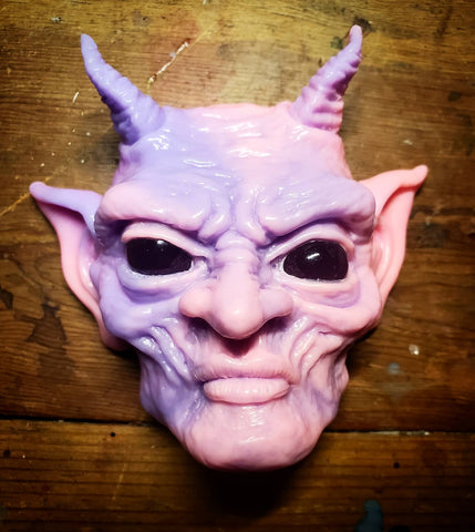 Leechbrain the goblin (cotton candy GID edition)