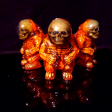 """COSMONAUT"" Halloween triple cast edition (GID)"