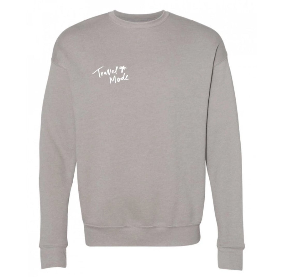 Travel Mode Sweatshirt