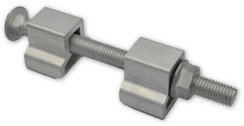 Bolt clamp buckle for 32mm strap (price is for 10 pieces per box)