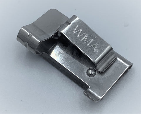 SOLAR Stainless module frame clip 304  2 wire 90 degree