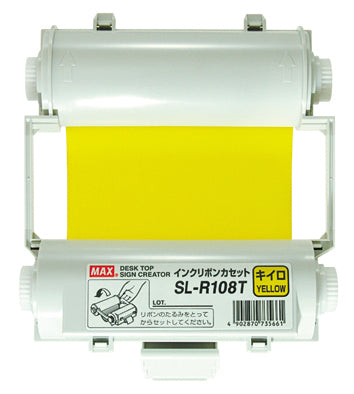 SL-R108T yellow ribbon