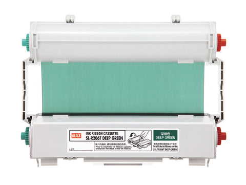 CPM 200 SL-R206T deep green ribbon