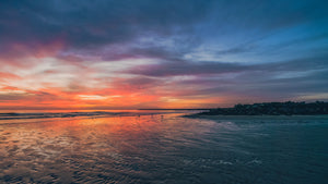 Salisbury Beach sunrise - File #101