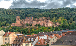 Heidelberg Castle, Germany - File #385