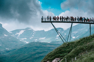 In the Swiss Mountains, Grindelwald, Switzerland - File #915