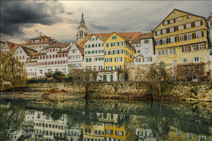 College Town, Tuebingen, Germany - File #455