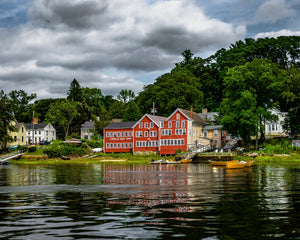 Lowell's Boat Shop, Amesbury, MA - File #28