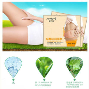 AFY Slimming stick Slimming Navel Sticker Slim Patch Weight Loss Burning Fat Patch - groomin101