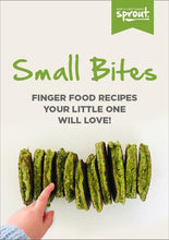 Small Bites. Versatile finger food recipes for babies and toddlers