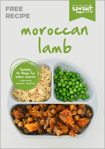 Moroccan Lamb - FREE Recipe
