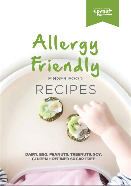 Allergy Friendly Finger Food Recipes