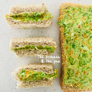 What's for Lunch? Healthy sandwich recipes for babies and toddlers
