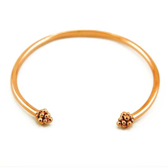 Ball Bracelet Jawan Rose Gold