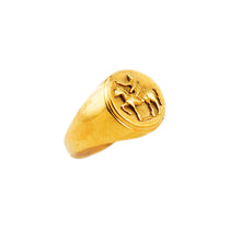 Dolfin Ring Gold