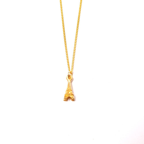 Eiffel 24K Gold Plated