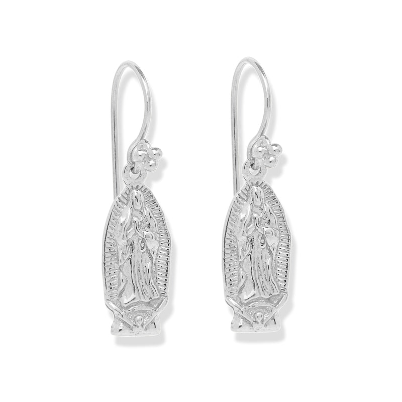 Guadalupe Maria Earring Sterling Silver