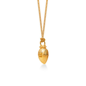 Tassel 24K Gold Plated
