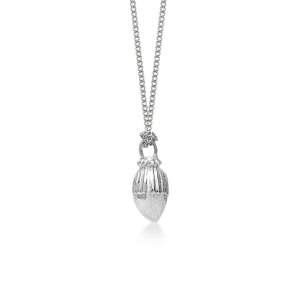 Tassel Silver Plated