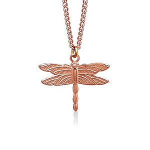 Dragon Fly Small Rose Gold 2