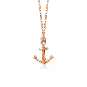 The Anchor Rose Gold